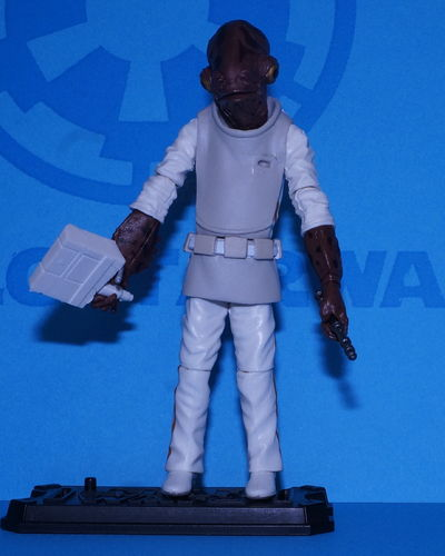 Admiral Ackbar Return Of The Jedi The Vintage Collection N.º22 2010