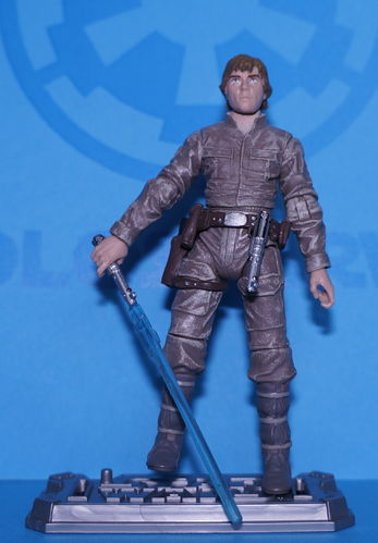 Luke Skywalker The Empire Strikes Back Bespin Fatigues The Vintage Collection Nº4 2010