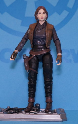 Jyn Erso Rogue One The Black Series 2016