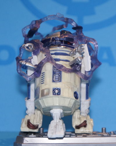 R2-D2 Astromech Droid Shield Generator The Legacy Collection 2008