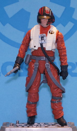 Poe Dameron The Force Awakens The Black Series 2015