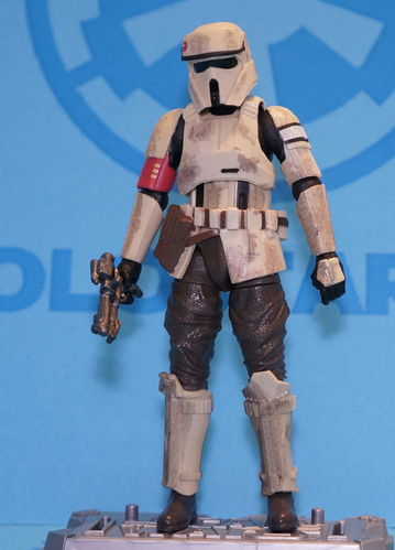Scarif Stormtrooper Rogue One The Black Series 2016