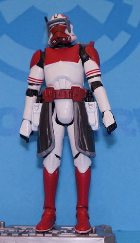Commander Thorn The Clone Wars The Black Series Nº15 2015