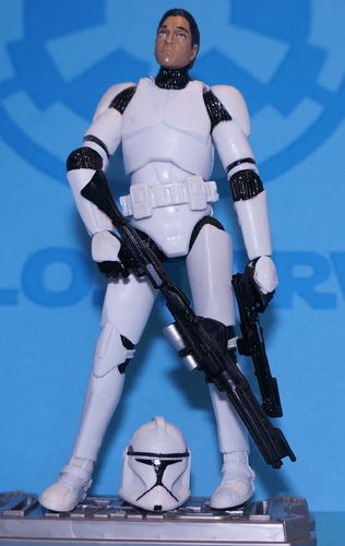 Clone Trooper Attack Of The Clones The Vintage Collection N.º45 2011