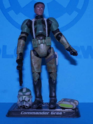 Commander Gree Revenge Of The Sith The Vintage Collection N.43 2011