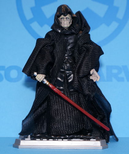 Palpatine Darth Sidious The Empire Strikes Back The Legacy Collection Nº.39 2008