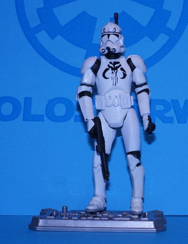 Clone Trooper Republic Elite Forces I The 30th Anniversary Collection 2007