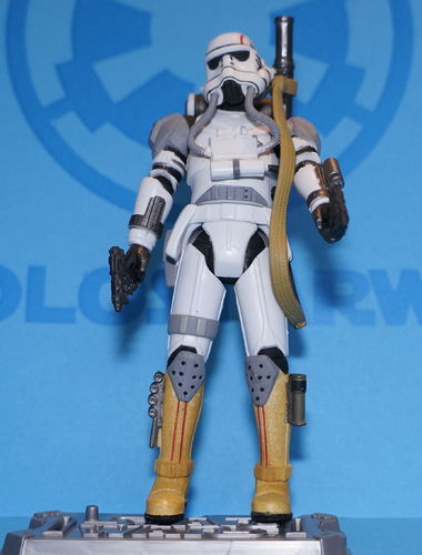 Imperial Evo Trooper The Force Unleashed The 30th Anniversary Collection 2008