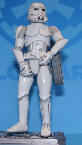 Stormtrooper McQuarrie Concept Series The 30th Anniversary Collection 2007