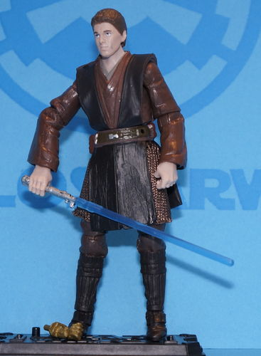 Anakin Skywalker Attack Of The Clones The Black Series 2013
