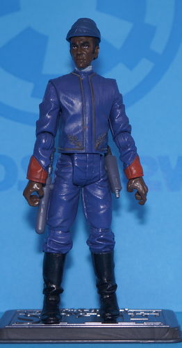 Sergeant Edian Cloud City Wing Guard The Legacy Collection 2009