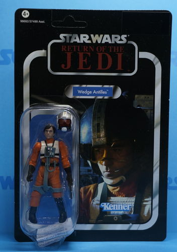 Wedge Antilles Return Of The Jedi The vintage Collection Nº28 2012