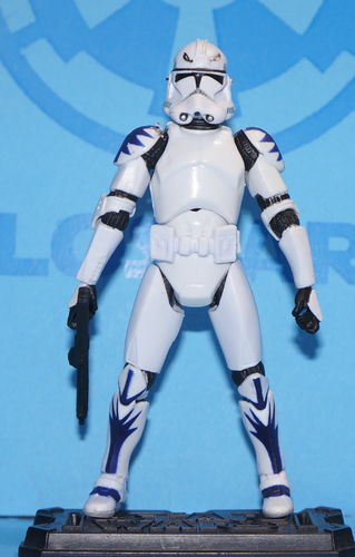Clone Trooper ARC-170 Elite Squad The 30th Anniversary Collection 2007