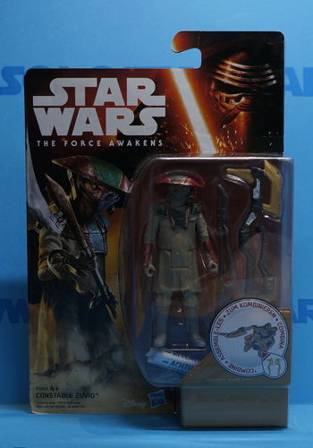 Constable Zuvio Desert Gear The Force Awakens Collection 2015
