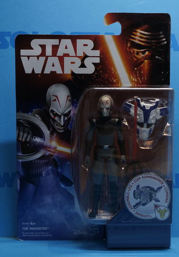 Inquisitor Rebels The Force Awakens Collection 2015