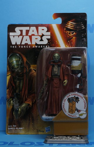Sarco Plank The Force Awakens Collection 2015