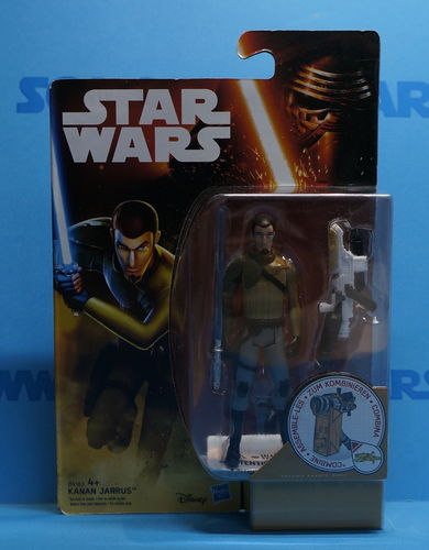 Kanan Jarrus The Force Awakens Collection 2015