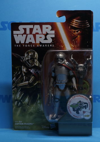 Captain Phasma The Force Awakens Collection 2015
