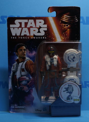 Captain Poe Dameron X-Wing Pilot The Force Awakens Collection 2015