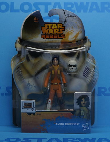 Ezra Bridger Rebels Saga Legends Series Nº2 2014