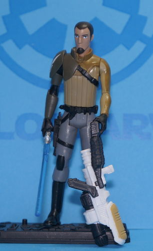 Kanan Jarrus Rebels The Force Awakens Collection 2015