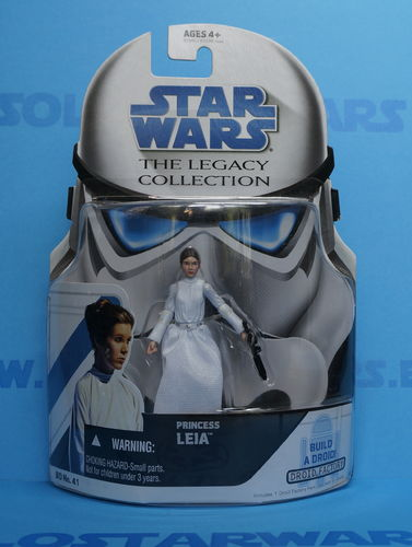 Princess Leia Organa Medical Frigate The Legacy Collection Nº41 2009