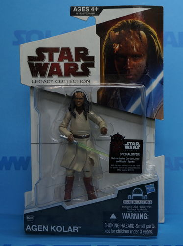 Agen Kolar Revenge Of The Sith The Legacy Collection Nº43 2009