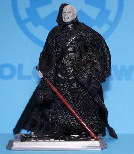 Palpatine Darth Sidious Order 66 Set Nº.4 The 30Th Anniversary Collection 2008