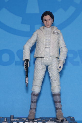Princess Leia Organa The Empire Strikes Back Hoth Outfit The Vintage Collection Nº2 2019