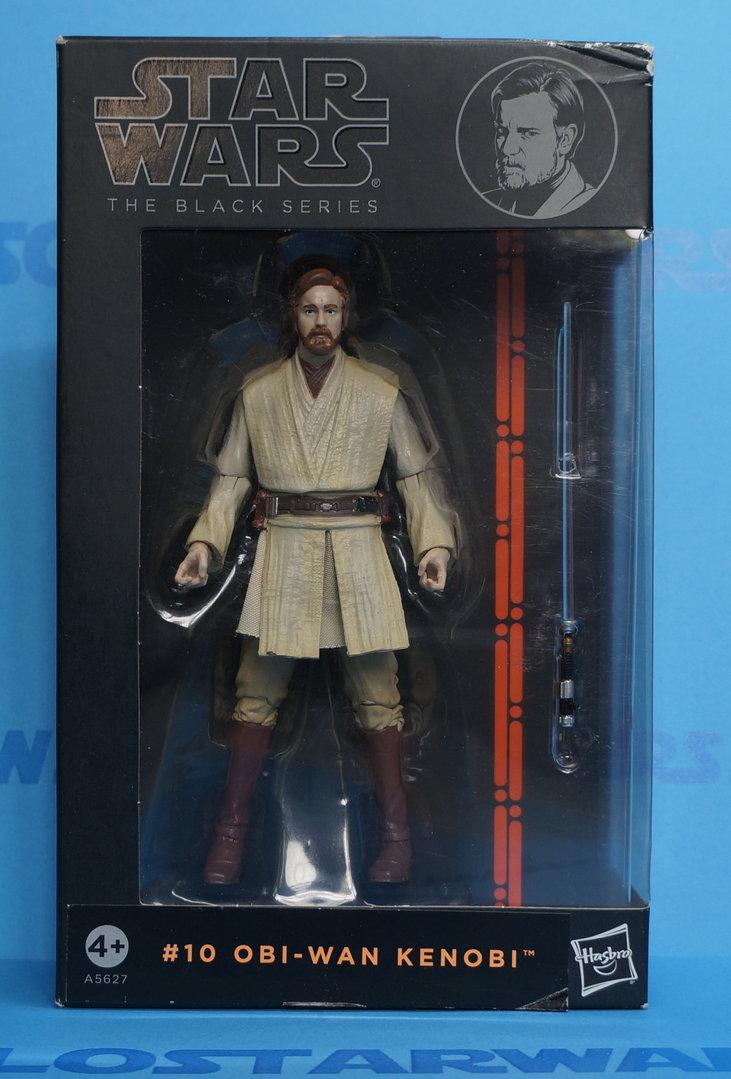 Obi Wan Kenobi Revenge Of The Sith The Black Series 6