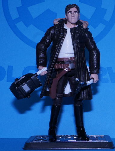 Han Solo The Empire Strikes Back Echo Base Outfit The Vintage Collection Nº 3 2010