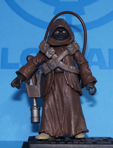 Jawa Tatooine Scavenger The Legacy Collection 2009