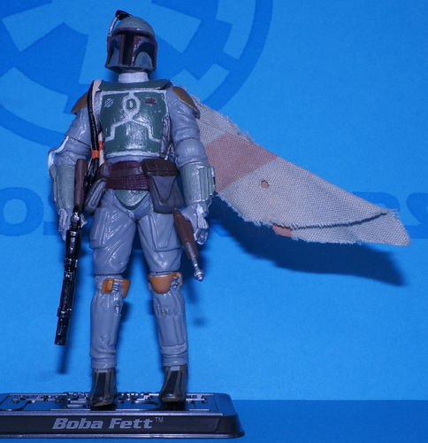 Boba Fett The Empire Strikes Back The Vintage Collection Nº 9 2010