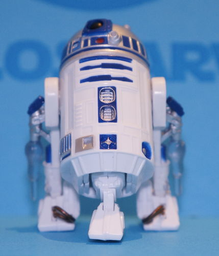 R2-D2 Attack Of The Clones The Black Series Nº9 2013