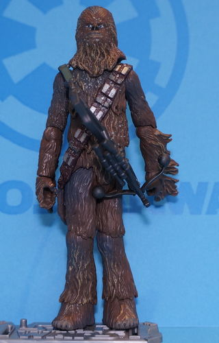 Chewbacca Battle On Endor The Black Series 2014