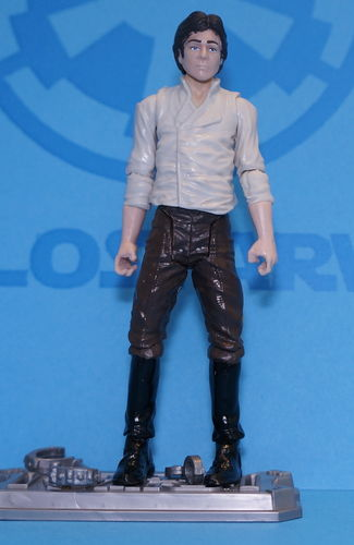 Han Solo The Empire Strikes Back The Black Series Nº19 2015