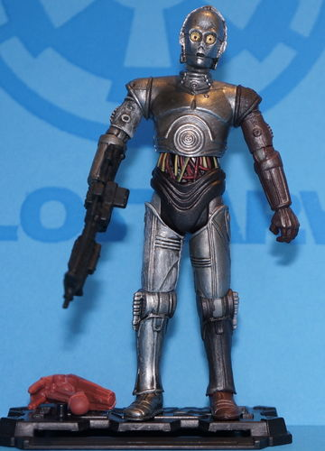 C-3PO The Legacy Collection 2011