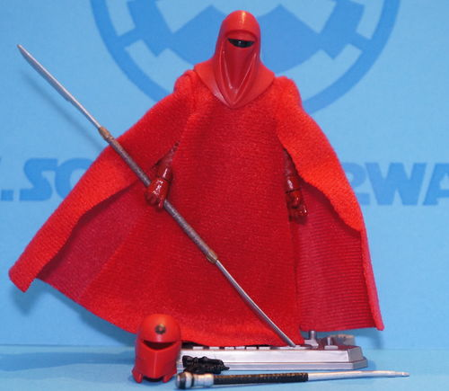 Emperor's Royal Guard Return Of The Jedi The Black Series 2016