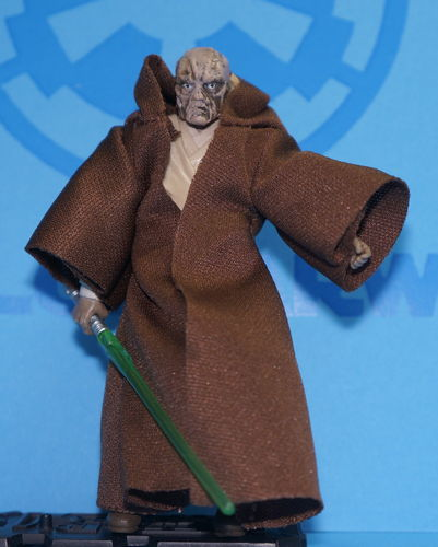 Que-Mars Redath Battle Of Geonosis Saga Legends Series 2013