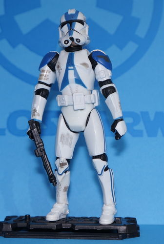 Clone Trooper 501st Battlefront II Clone 6 Pack The 30th 2007