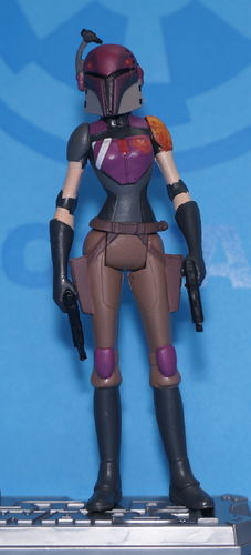 Sabine Wren Rebels Saga Legends Series 2015