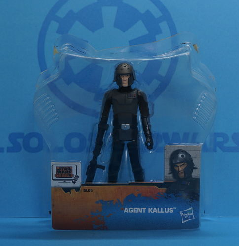 Agent Kallus Rebels Saga Legends Series Nº5 2014