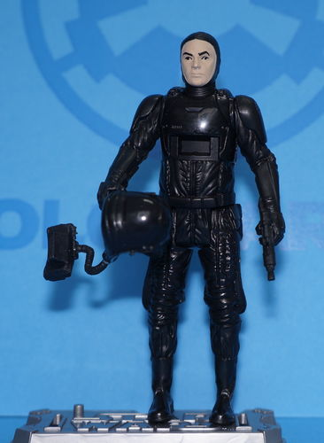Tie Fighter Pilot With First Order Special Forces Tie Fighter TFA 2015
