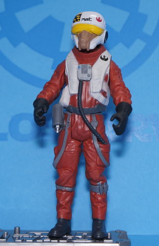 Ello Asty X-Wing Pilot The Force Awakens Collection 2015