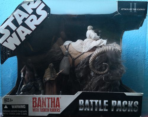 Bantha y Tusken Raiders 30th Anniversary Collection 2007