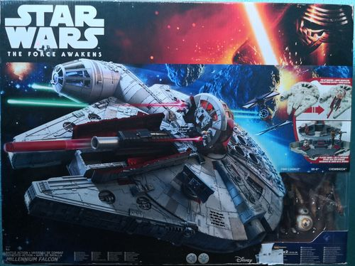 Millennium Falcon The Force Awakens 2015