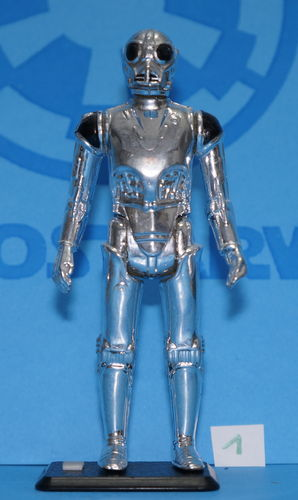 Star Wars Vintage Kenner Death Star Droid 1978
