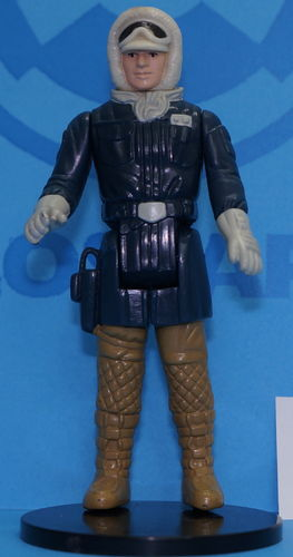 Star Wars Vintage Kenner Han Solo Empire Strikes Back 1980