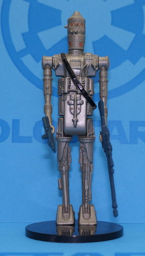 Star Wars Vintage Kenner IG-88 Empire Strikes Back 1980 PBP POCH