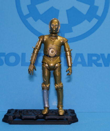 C-3PO The Empire Strikes Back The Vintage Collection N.º6 2010